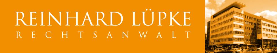 Rechtsanwalt Reinhard Lüpke